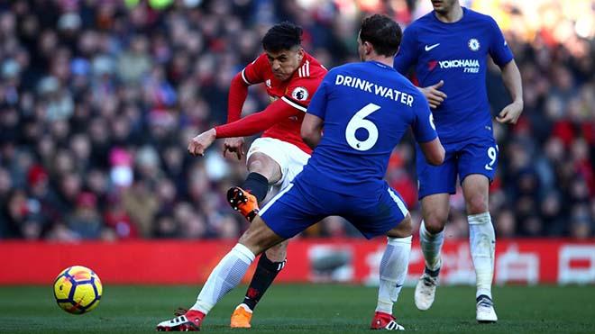 MU, song tấu Sanchez - Pogba tỏa sáng: Khi Mourinho xếp hình chuẩn 2