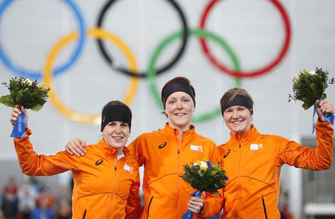 """Sững sờ """"vua"""" Olympic mùa đông: 33 VĐV đoạt 20 huy chương, Mỹ - Trung Quốc """"tái mặt"""" 1"""