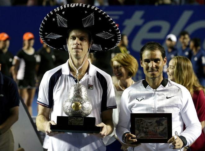 """Tin thể thao HOT 26/2: Nadal không ám ảnh về """"ngôi vương"""" 1"""