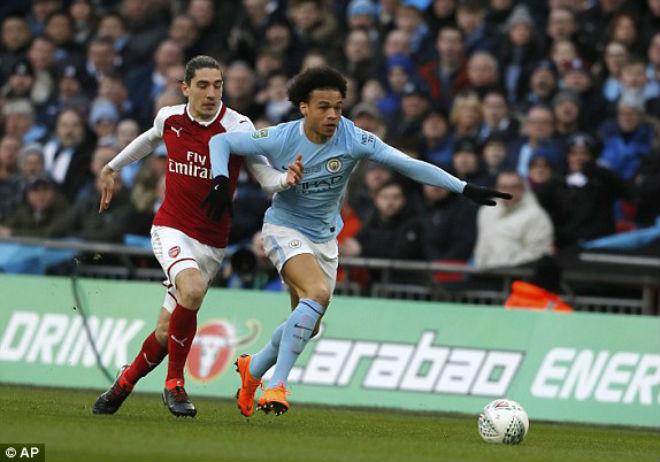 Arsenal - Man City: 3 đòn trời giáng, đăng quang xứng đáng 9
