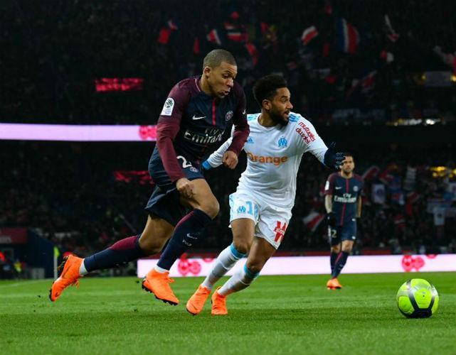 """PSG - Marseille: """"Tiểu Henry"""" mở tiệc, Neymar trả giá đắt"""