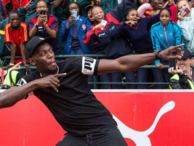 Usain Bolt ký hợp đồng đá bóng: Đến Ngoại hạng Anh đấu MU? 1