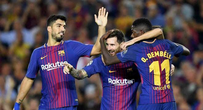 Barcelona 100% có Griezmann: Giá 100 triệu euro, xong sau World Cup - 2