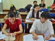 Giáo dục - du học - Nhiều thay đổi trong tuyển sinh 2018