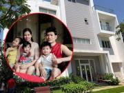 Đời sống Showbiz - Quách Thành Danh tậu biệt thự sân vườn 20 tỷ đồng tặng vợ và 4 con