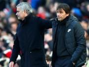 """Bóng đá - MU thắng ngược Chelsea: Mourinho """"đổi bài sốc"""", đẩy Conte sát bờ vực thẳm"""