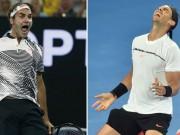 """Thể thao - Bảng xếp hạng tennis 26/2: Federer """"xanh mặt"""" vì Nadal, ngôi hậu đổi chủ"""