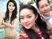 """Thời trang - Vợ đại gia Đức An - người mẫu Phan Như Thảo: """"Có chết cũng không bỏ chồng"""""""