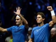 Thể thao - Tennis 24/7: Federer và Nadal bị kiểm tra doping nhiều nhất thế giới