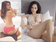 Thời trang - Vẻ đẹp thiêu đốt đối phương của 3 mỹ nữ cảnh nóng phim Việt
