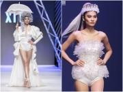 Thời trang - Không chỉ tỏa sáng ở Việt Nam, Võ Hoàng Yến còn cá tính trên sàn diễn thế giới