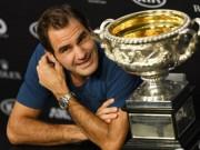 """Thể thao - Federer 36 tuổi vô địch thiên hạ: Ăn """"thần dược"""" gì để trường sinh?"""