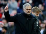 Bóng đá - MU hạ đẹp Chelsea: Mourinho xem nhẹ Conte, hừng hực thách đấu Liverpool