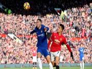 Bóng đá - MU, song tấu Sanchez - Pogba tỏa sáng: Khi Mourinho xếp hình chuẩn