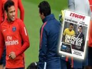 """Bóng đá - Thuyết âm mưu: Neymar """"diễn sâu"""", khổ nhục kế gây sốc Real - Ronaldo"""