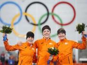 """Thể thao - Sững sờ """"vua"""" Olympic mùa đông: 33 VĐV đoạt 20 huy chương, Mỹ - Trung Quốc """"tái mặt"""""""