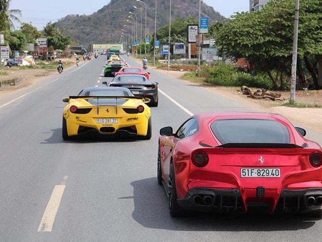 Hành trình siêu xe Việt Nam - Car & Passion 2018 sắp diễn ra - 1