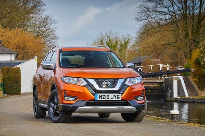 Nissan bổ sung thêm phiên bản Platinum cho X-Trail 2018 - 1