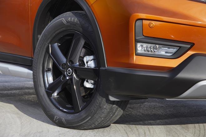 Nissan bổ sung thêm phiên bản Platinum cho X-Trail 2018 - 7