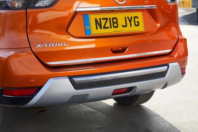 Nissan bổ sung thêm phiên bản Platinum cho X-Trail 2018 - 8