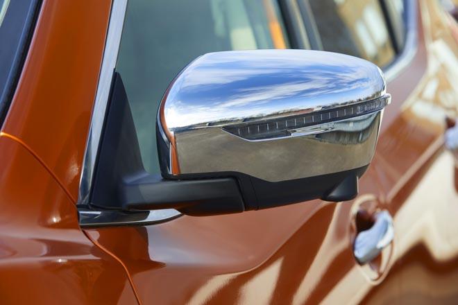 Nissan bổ sung thêm phiên bản Platinum cho X-Trail 2018 - 6