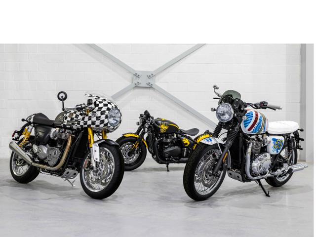 Triumph Bonneville Speedmaster khác bản Bobber ở những điểm nào? - 4