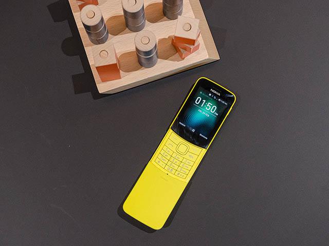 """Sau Nokia 8110, cục gạch """"1999"""" Nokia 7110 sẽ được hồi sinh? - 3"""