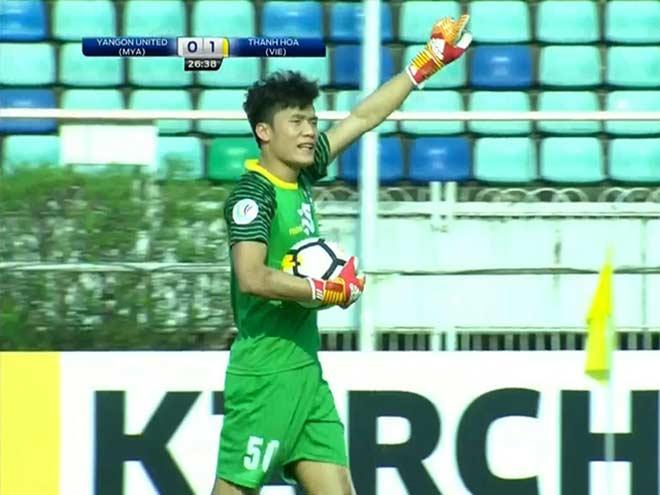 Thủ môn Tiến Dũng U23 bị thủng lưới: Gian nan chinh phục cúp châu Á
