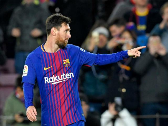 """""""Song tấu"""" Barca phá lưới hơn 74 CLB: Thầy Ronaldo đòi treo giò Messi 2"""