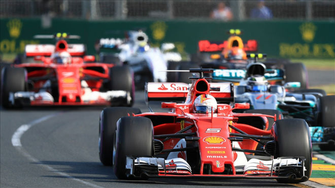 F1 có thể được tổ chức ở Việt Nam: Thực hư tin nóng đua xe tốc độ - 1