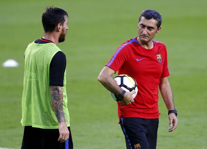 """Messi """"chê"""" Valverde không biết mua sắm: Đích thân """"đi chợ"""" 200 triệu euro - 1"""