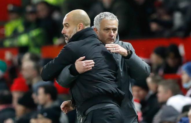 """Pep – Man City có danh hiệu đầu: Mơ ăn 3 để """"cười vào mũi"""" MU - Mourinho 1"""