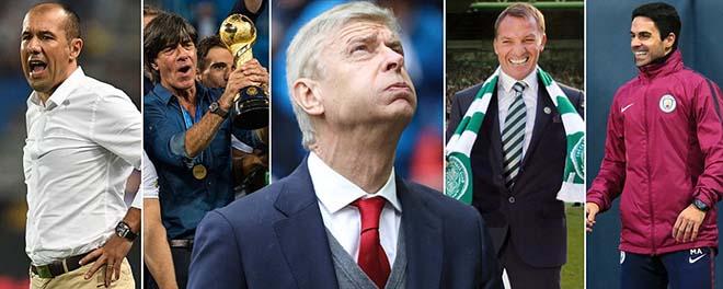 Tin HOT bóng đá tối 27/2: Lộ diện ứng viên thay HLV Wenger tại Arsenal 1