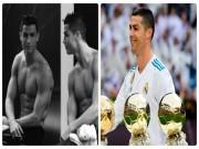 Bóng đá - Ronaldo: Vừa hồi sinh đã mơ 8 Bóng vàng, tự nhận đẹp tựa Hoàng tử
