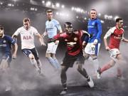 """Bóng đá - """"Siêu đại chiến"""" Ngoại hạng Anh: Liên minh MU - Man City đấu Chelsea - Arsenal"""