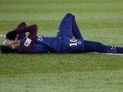 Bóng đá - Neymar chấn thương khóc như Rô béo: PSG bất lực, Real buồn hơn vui