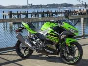Thế giới xe - Top 8 điểm nhấn trên Kawasaki Ninja 400 2018