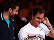 Thể thao - Huyền thoại Federer bất tử không chỉ với tennis