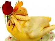 Ẩm thực - Cách luộc gà vàng óng, không bị nứt để cúng rằm tháng Giêng