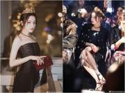 Thời trang - Đệ nhất mỹ nhân Tân Cương đẹp đến nao lòng ở Milan FW