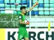 Bóng đá - Thủ môn Tiến Dũng U23 bị thủng lưới: Gian nan chinh phục cúp châu Á