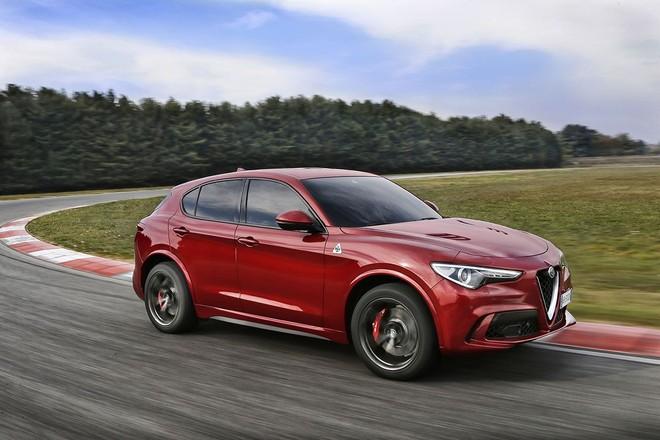 Top 10 xe SUV tăng tốc nhanh nhất thế giới - 8