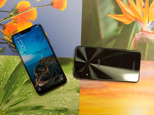 Zenfone 5 và Zenfone 5 Lite ra mắt, trải nghiệm hệt iPhone X, giá rẻ hơn - 6