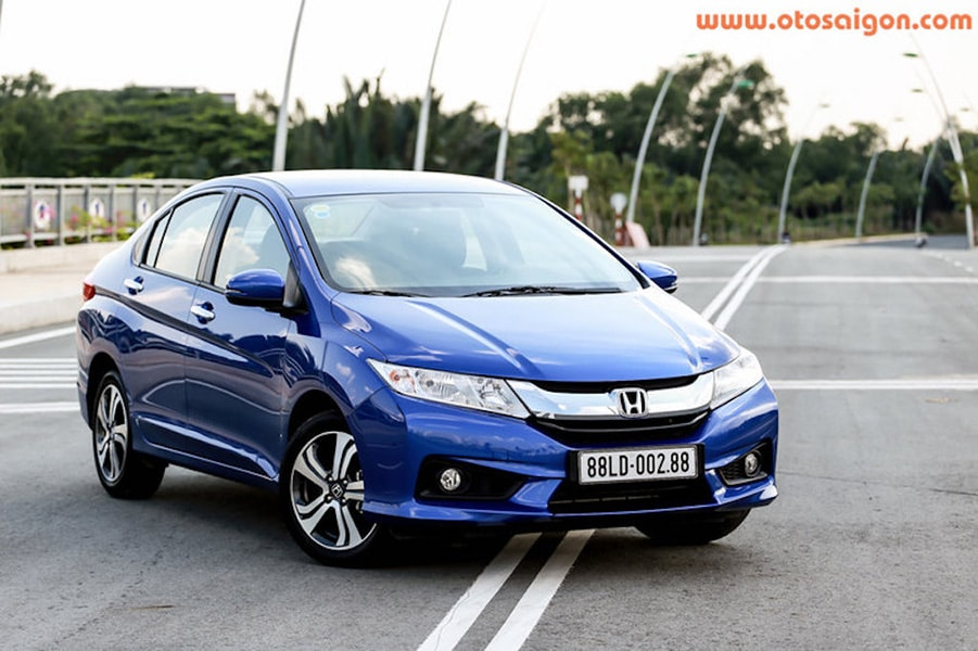 Honda Việt Nam triệu hồi 1.524 chiếc Honda City