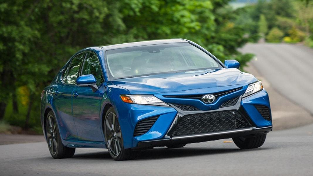 Hệ dẫn động bốn bánh AWD sẽ có mặt trên Camry Hybrid mới? - 1