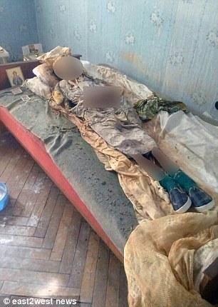 Ukraine: 30 năm bí mật sống cùng xác ướp của mẹ