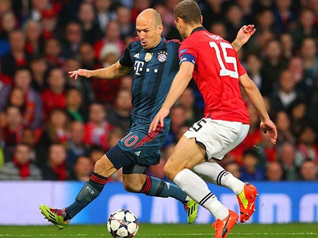 """""""Bom tấn"""" Robben đến MU: Miễn phí cực chất, gừng già rất cay"""