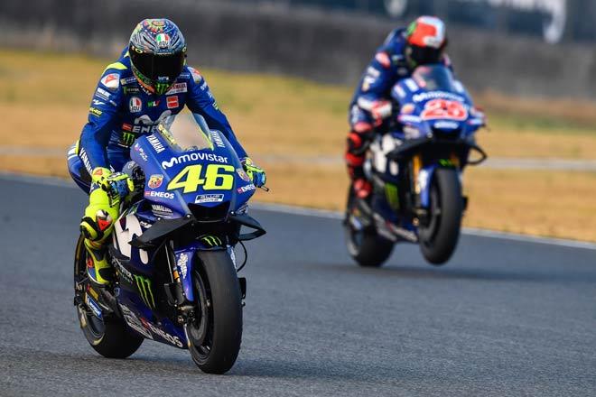 Đua xe MotoGP : Lửa thử vàng, các tân binh thách thức ngôi vương 3