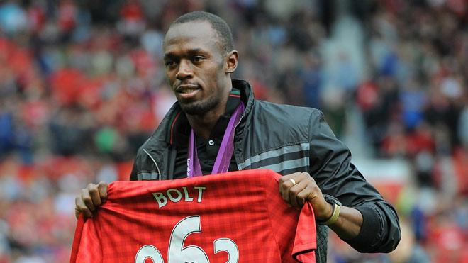 """Usain Bolt """"bỏ"""" CLB nhỏ về MU tháng 6: Nước cờ tinh quái, thế giới ngã ngửa 2"""