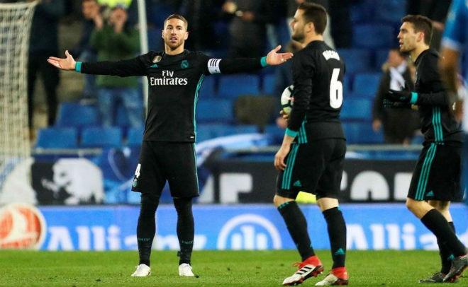 """Vắng Ronaldo, Real thua đau: Perez giận dữ, đòi """"trảm"""" SAO 500 triệu euro 1"""